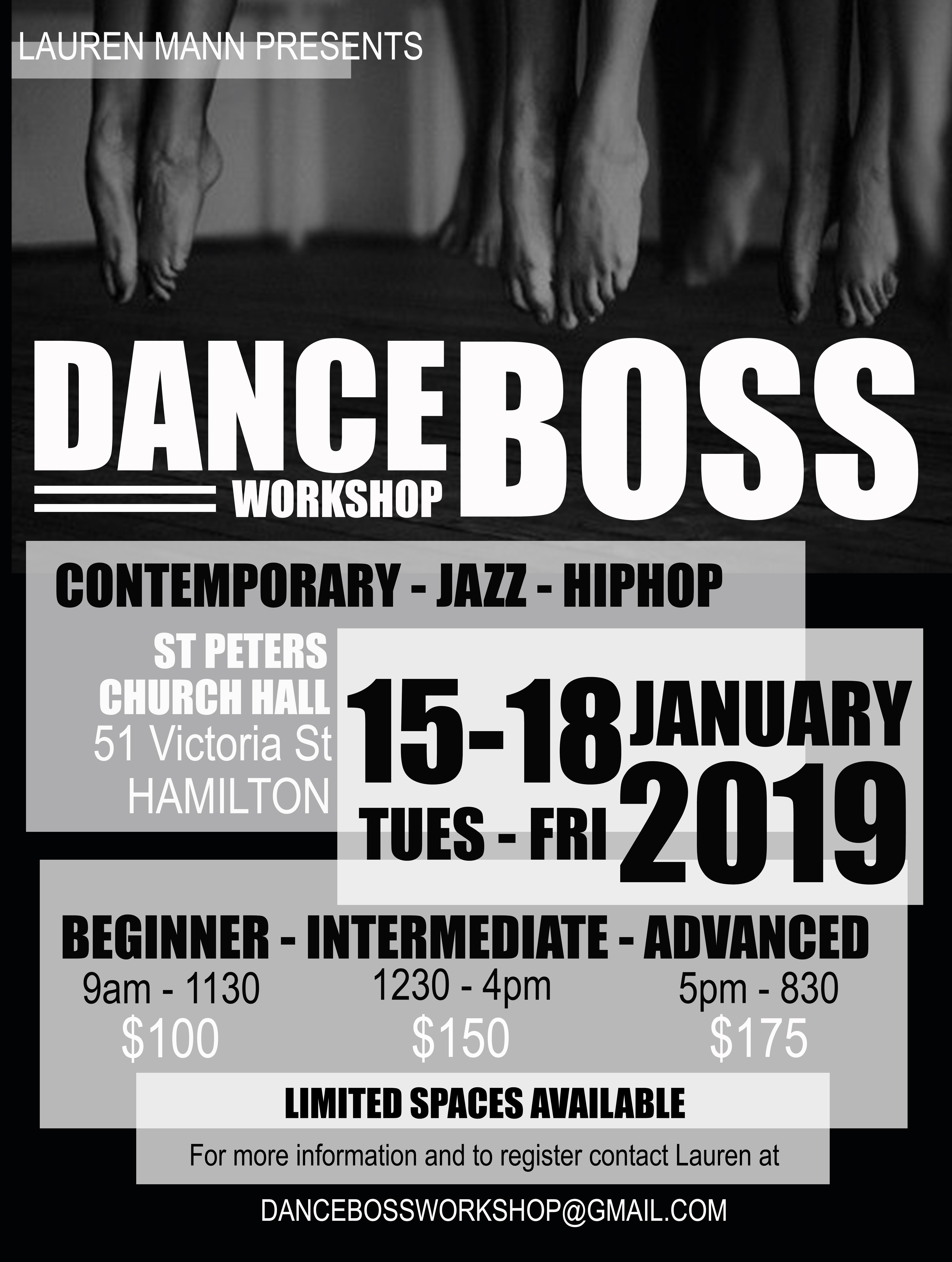 Danceboss2019
